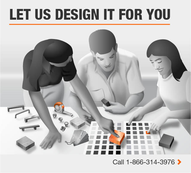Let Us Design it for You