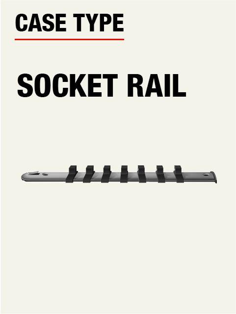 Husky Socket Rail