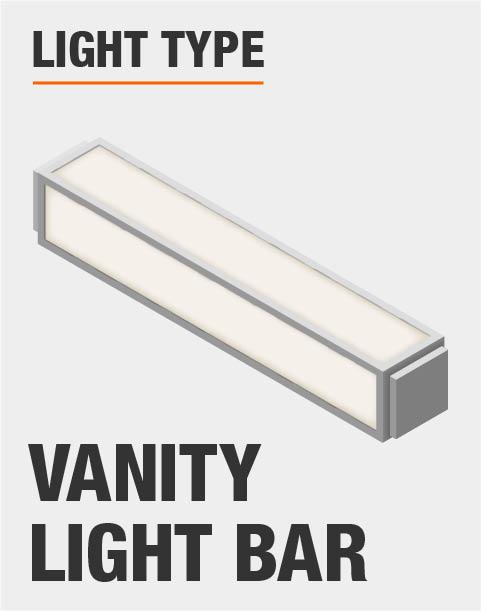 Vanity Light Bar