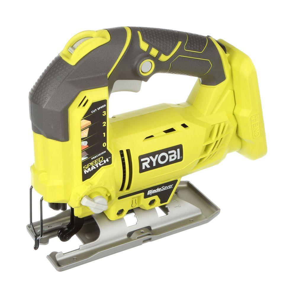 Ryobi 18 volt one orbital jig saw tool only p523 the home depot feature 1 keyboard keysfo Choice Image