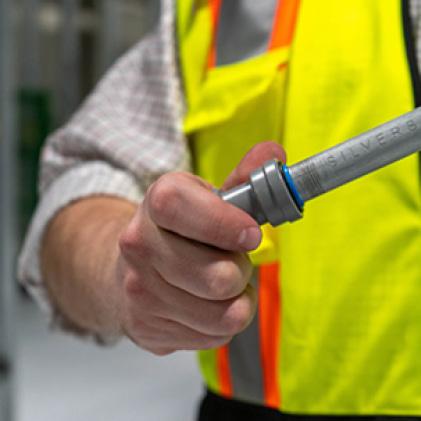 Simpush, fittings, conduit fitting, EMT, Liquidtight, PVC