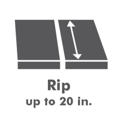 Rip Cuts