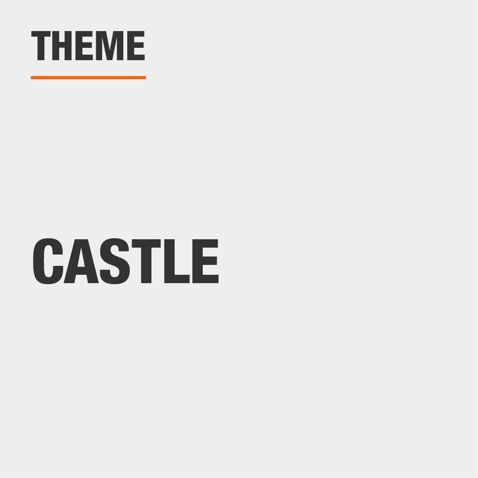 The theme is castle