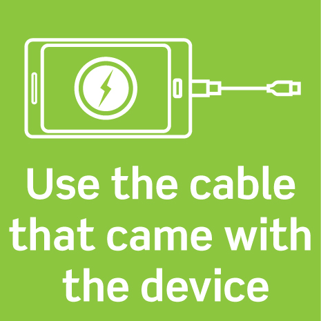 Charging Tip #4