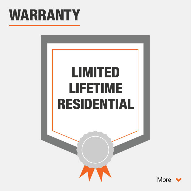 warranty limited lifetime residential