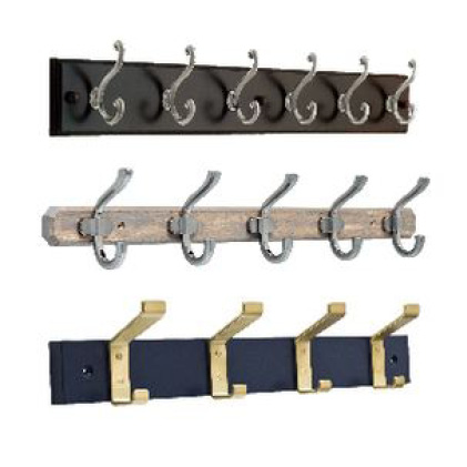 Trend forward hook racks