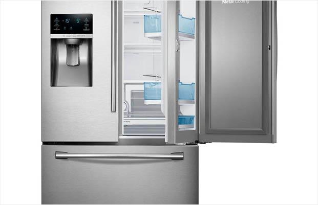 Samsung 27 8 Cu Ft Food Showcase French Door