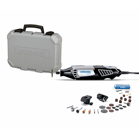 Dremel 4000 Series 1 6 Amp Variable Speed Corded Rotary Tool Kit With 30 Accessories 2