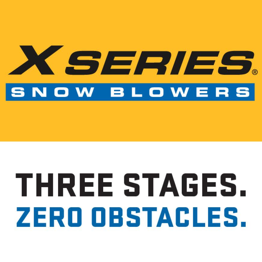 three stage, snow blower, snow thrower, Cub Cadet