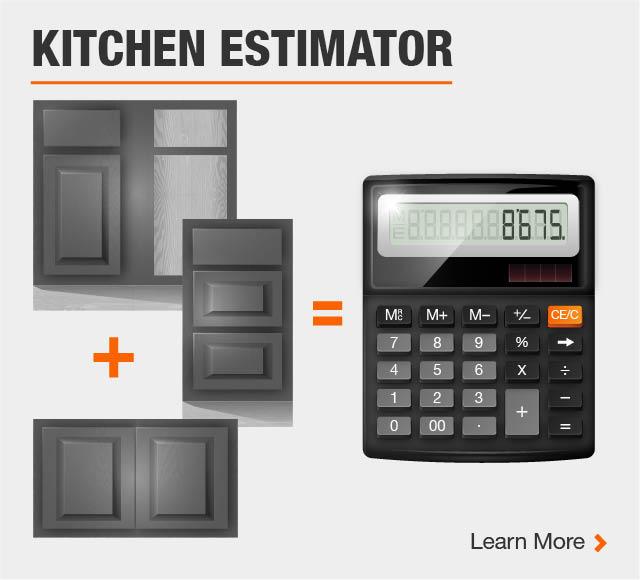 Kitchen Cabinet Price Estimator