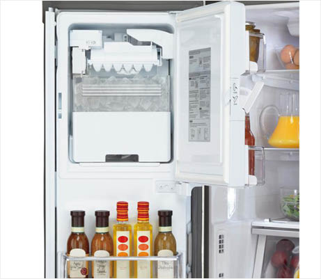 LG LFXS29766S More Space With Slim Icemaker