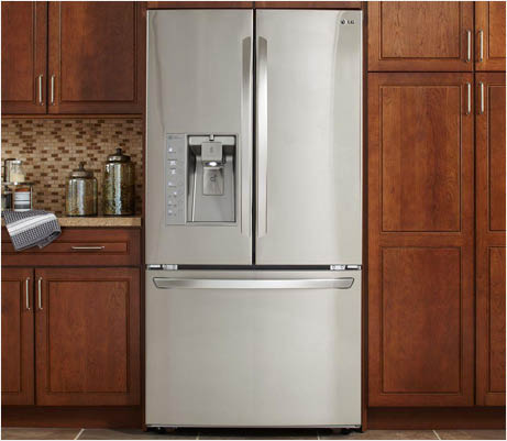 Lg Lfxc24726s Counter Depth Refrigerator