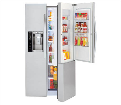 LG LSXS26366S Door-in-Door fast access