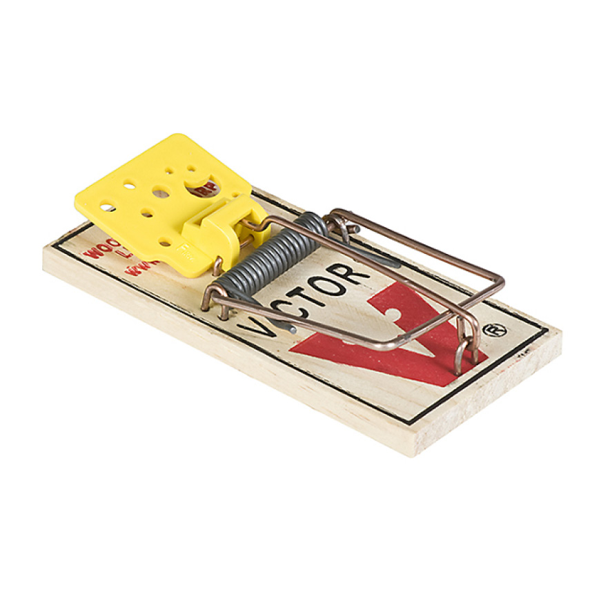 The Original Mouse Trap, made easier