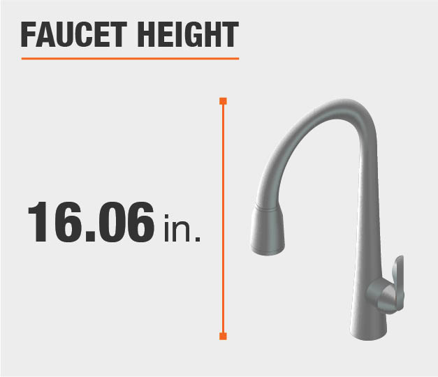 Faucet Height