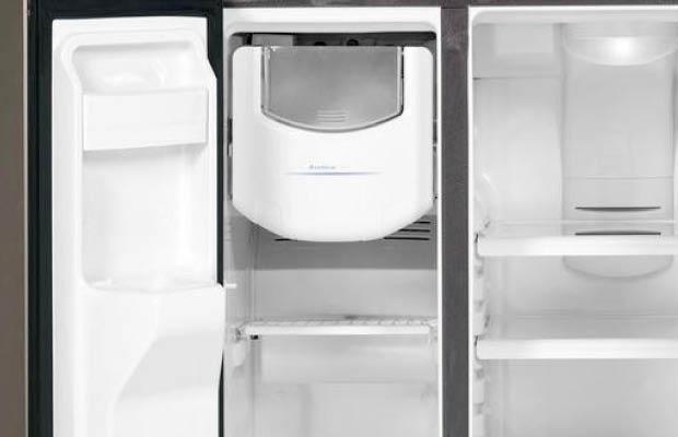 Westpoint Refrigerator Wiring Diagram : Ge cu ft side by side refrigerator in slate fingerprint