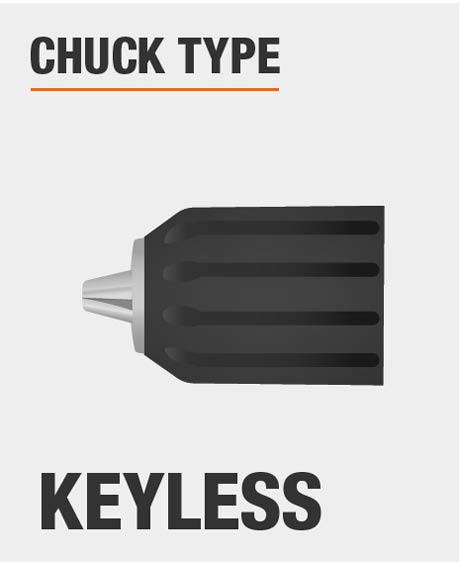 Keyless Chuck Change