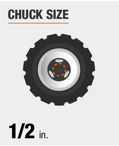 Chuck Size Dimension