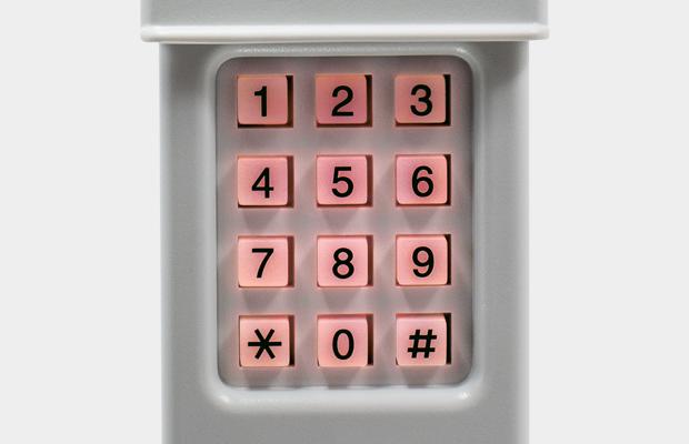 Chamberlain Universal Clicker Garage Door Keypad Klik2u P2