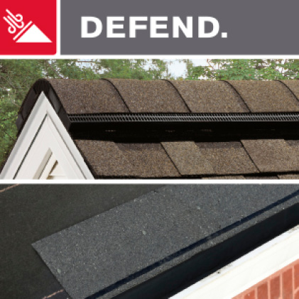 Owens Corning Oakridge Onyx Black Laminate Architectural