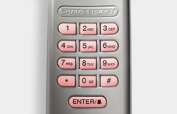 Chamberlain Garage Door Keypad 940ev P2 The Home Depot
