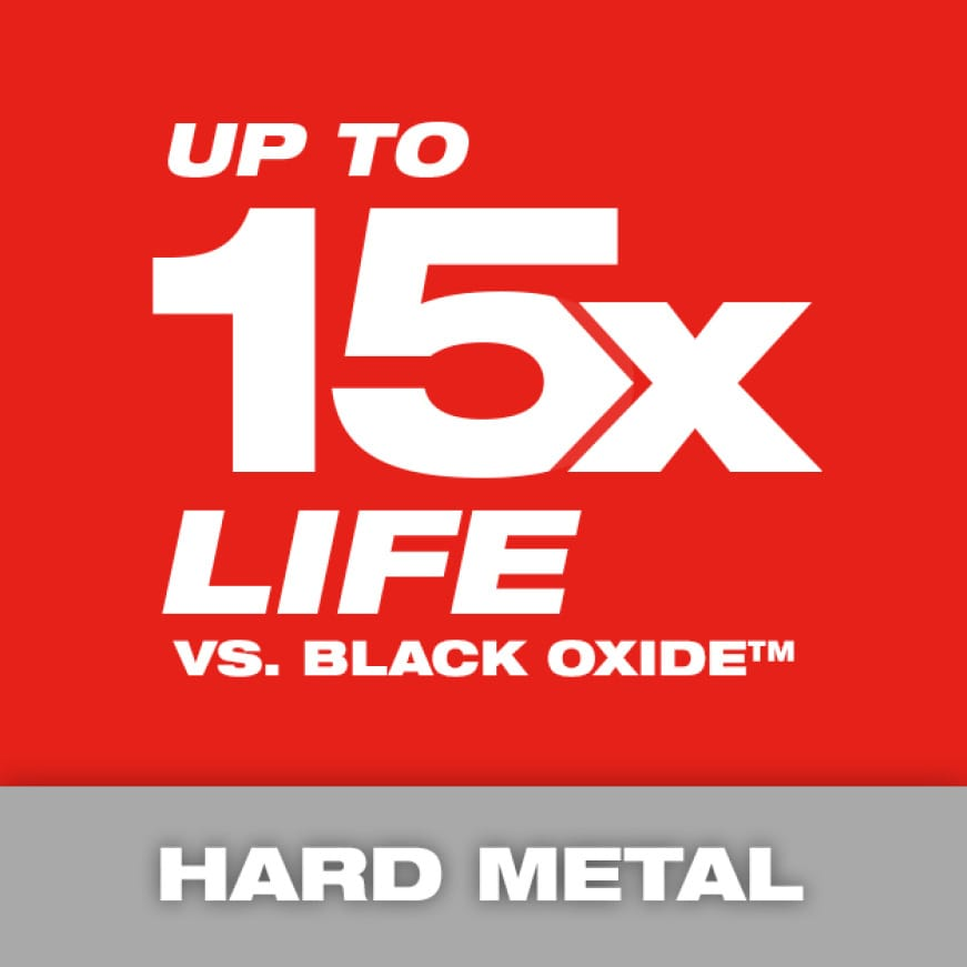 Vs. Black Oxide Drill Bits in the market today