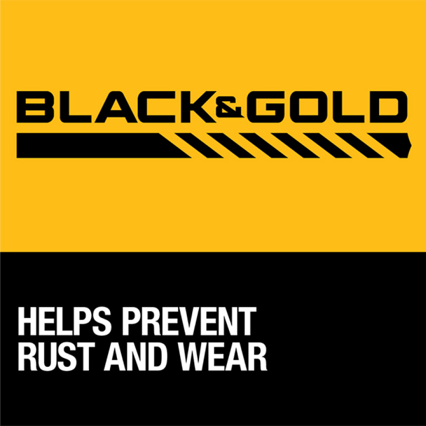 205952648 DWA1181 Black and Gold Drill Bit Set (21-Piece) Black & Gold Metal Drill Bits