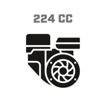 Icon image of 224cc engine