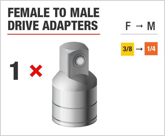 Drive Adapters