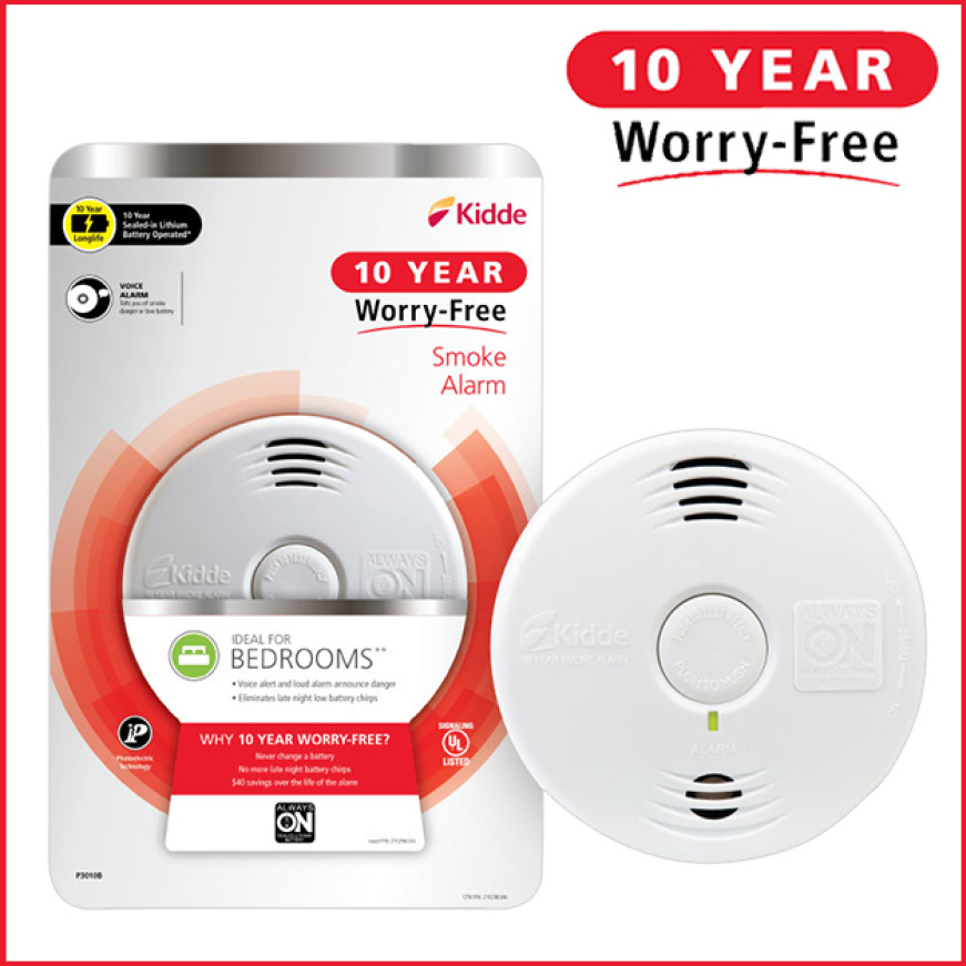 Kidde RF-SM-DC Wireless Interconnect 3 Pack