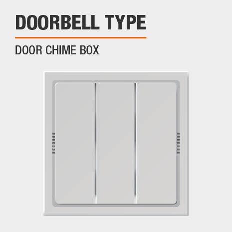 Hampton Bay Wireless Door Bell Extender Kit Hb 7902 02