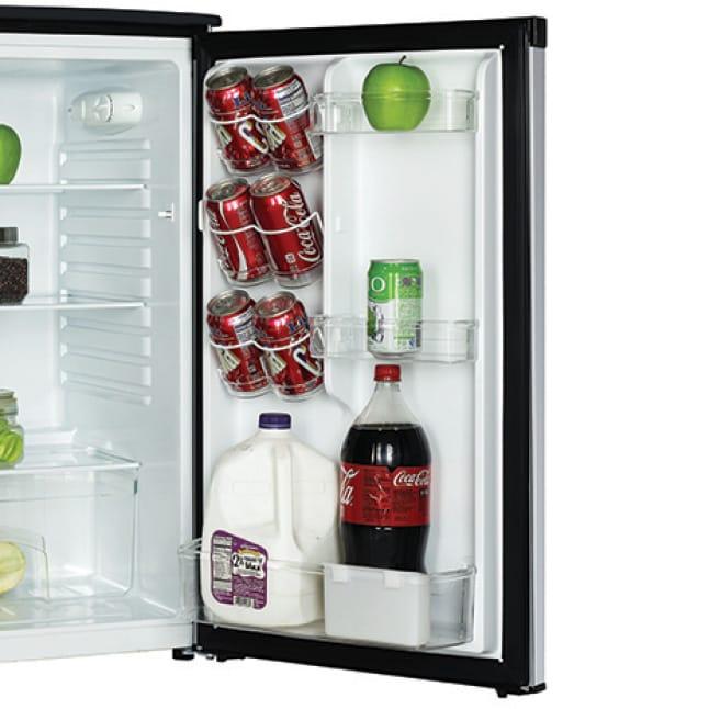 In-door storage options maximize space