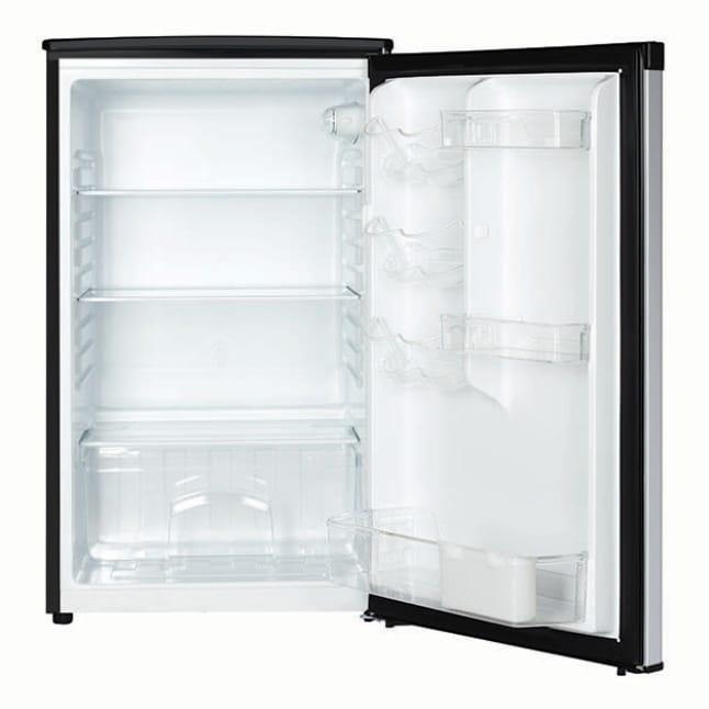 Well-designed fridge offers versatile storage options