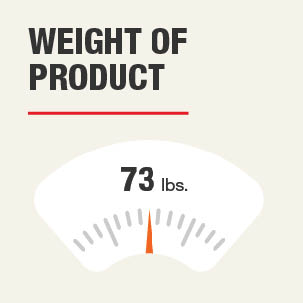 Weight of Product