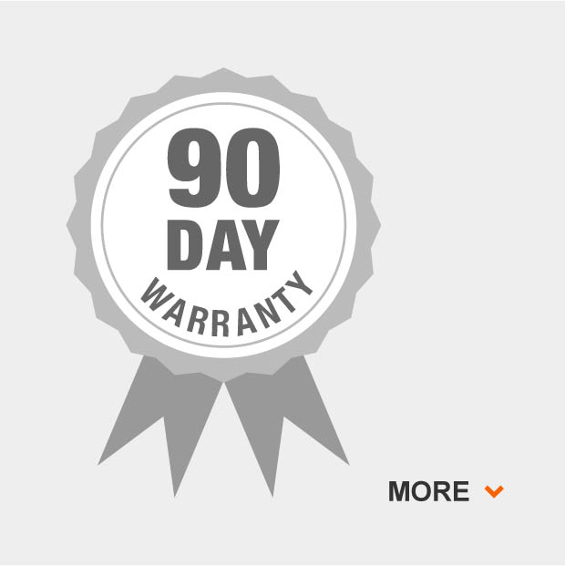 90 day overall grill warranty