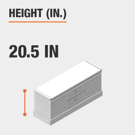 Height 20.5 inches