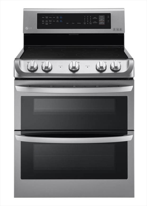 7 3 Cu Ft Double Oven Electric Range