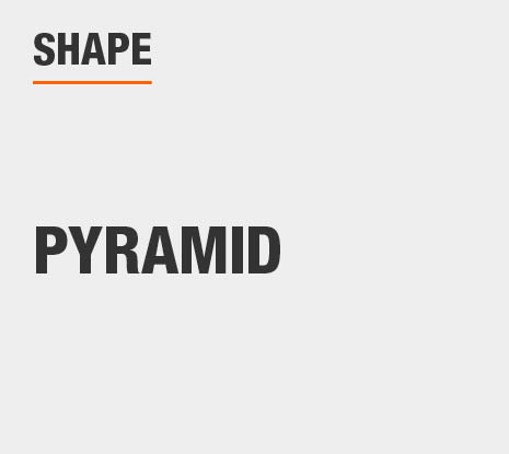 Product Shape: Pyramid