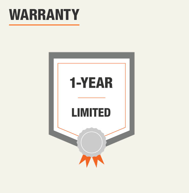 Husky 1 Year Limited Warranty