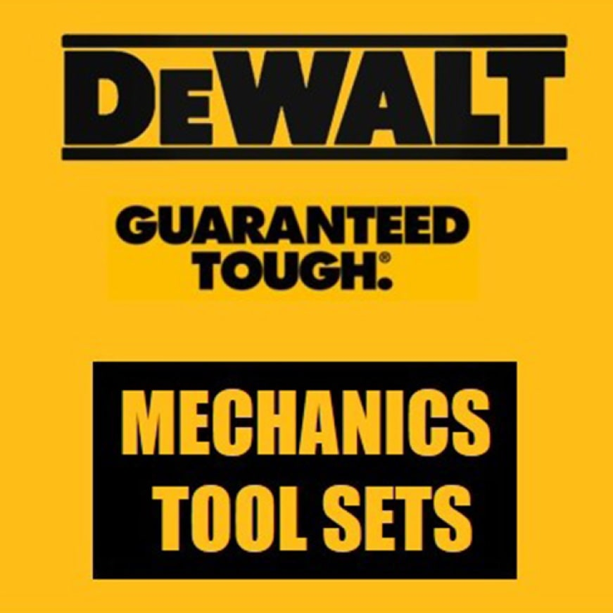 DWMT75000 1/4 in., 3/8 in., and 1/2 in. Drive Polished Chrome Mechanics Tool Set (200-Piece)