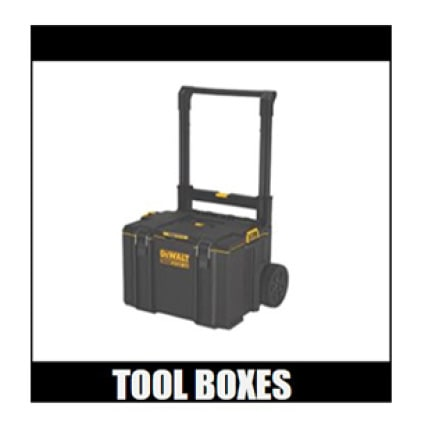DWST08450 ToughSystem 2.0 Large Mobile Toolbox