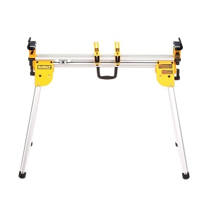 DWX724 Supports up to 500lbs. and 10 ft. of material.  Weighs only 29.8 lbs.