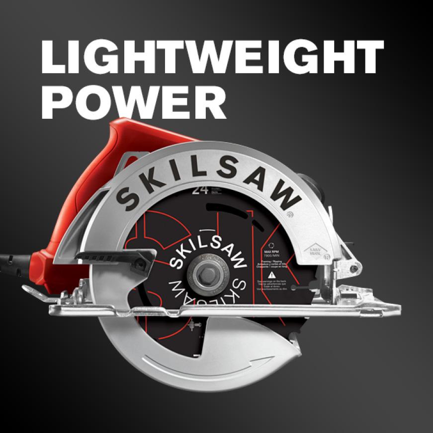Lighweight power image.