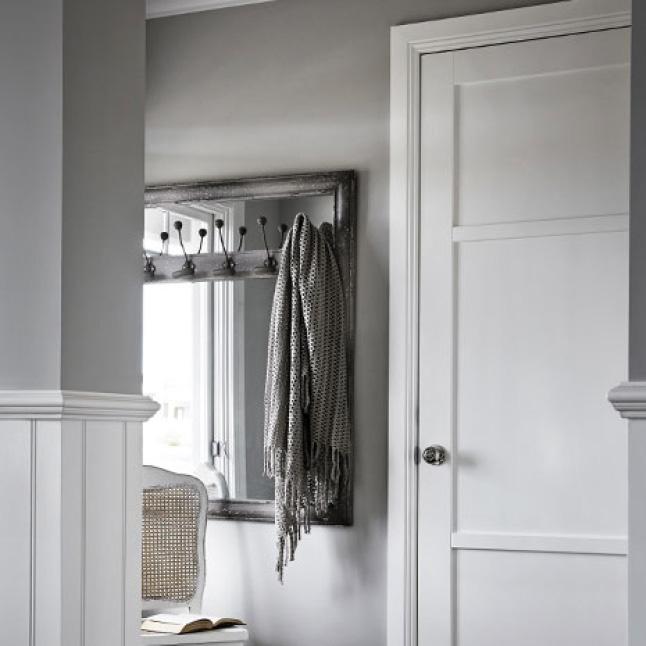Interior view of 8 ft Moda door