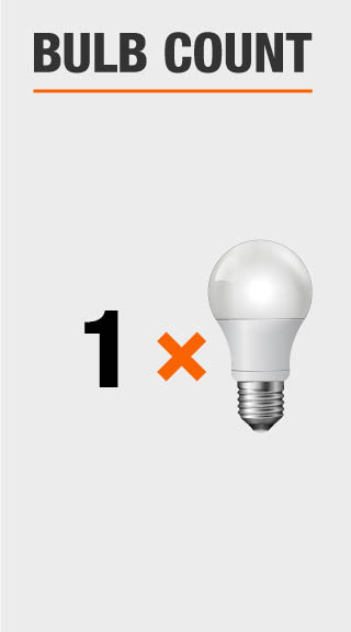 Philips 60 Watt Equivalent A19 Non Dimmable Green Led Colored Light Bulb 463224 The Home Depot