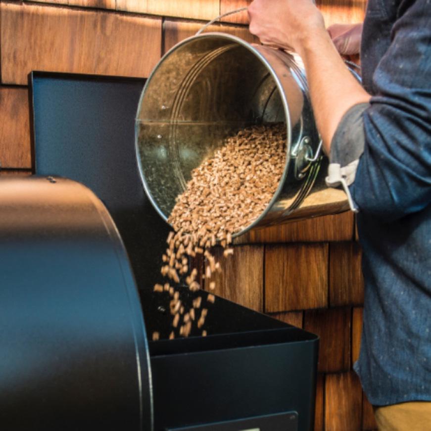 Traeger Grills - All-Natural Hardwood Pellets