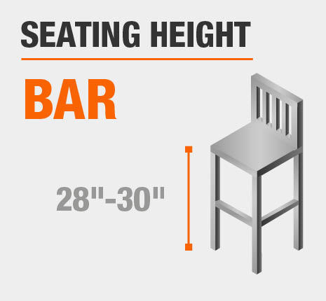 Seating Height Bar