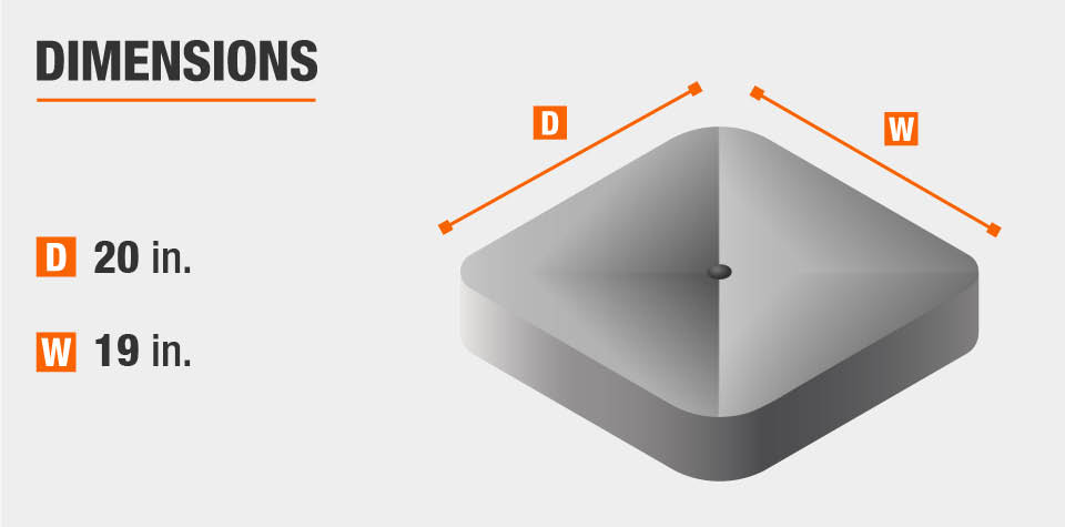 Dimensions with Diagram