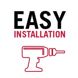 Easy installation
