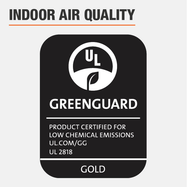 greenguard air quality certified